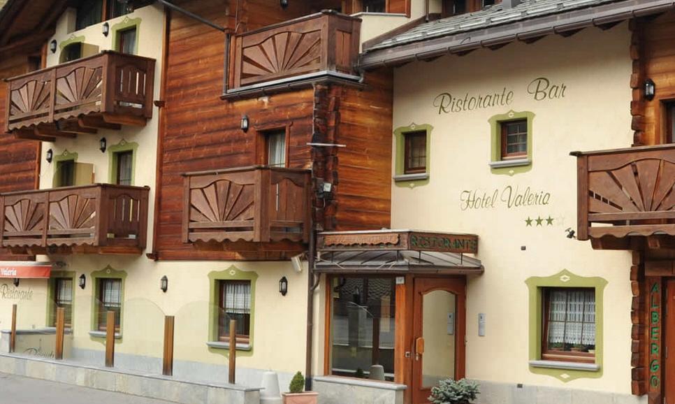Livigno Hotel Valeria
