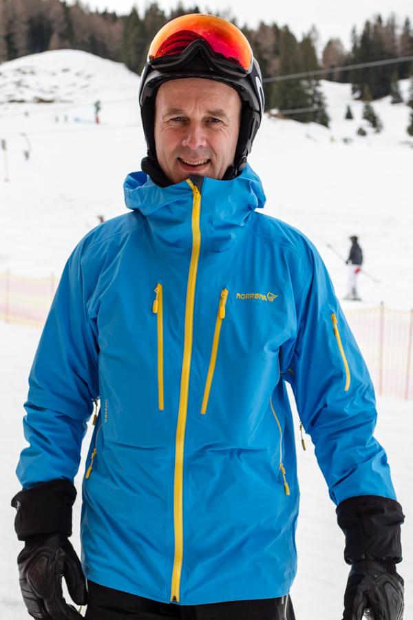 Norrona Lofoten GORE-TEX Pro skijakke