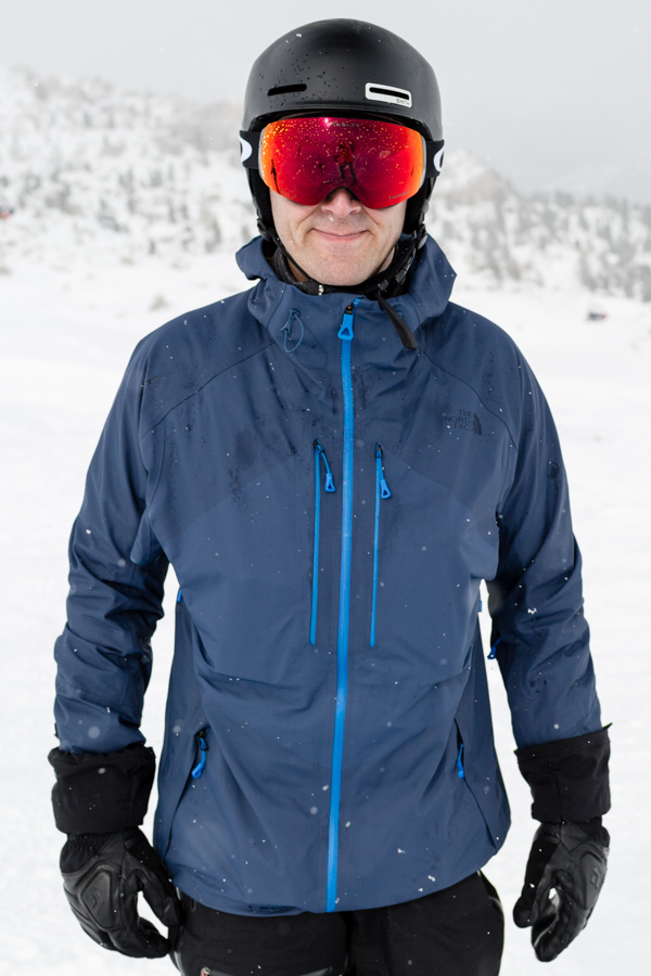 The North Face Fuseform Brigandine 3L skijakke