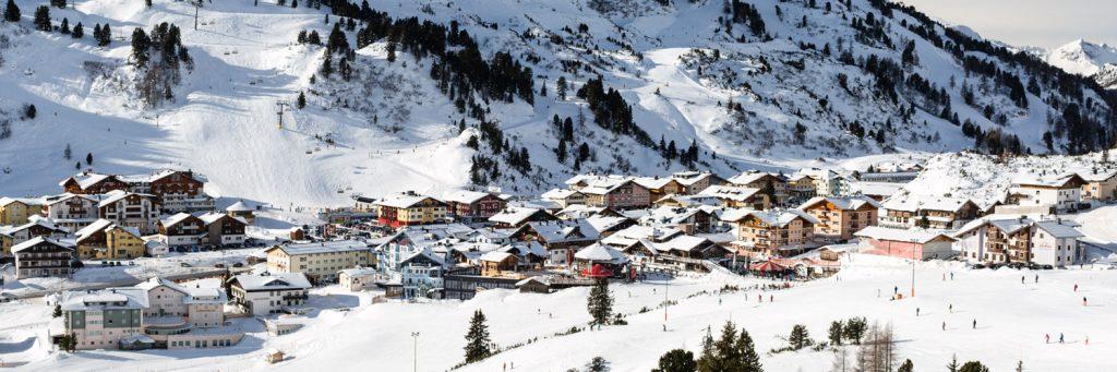Indkvartering i Obertauern