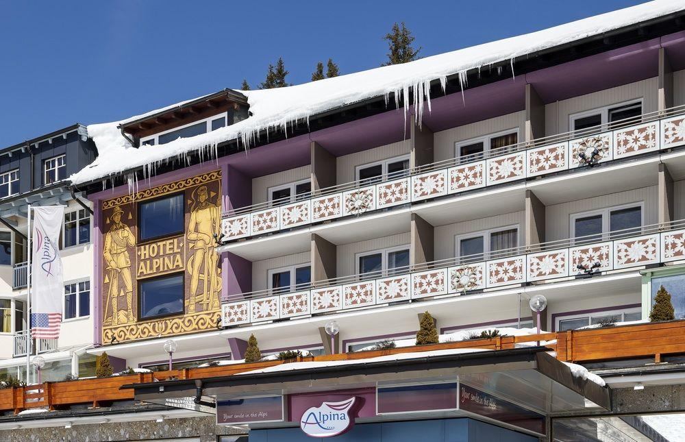 Obertauern Hotel Alpina