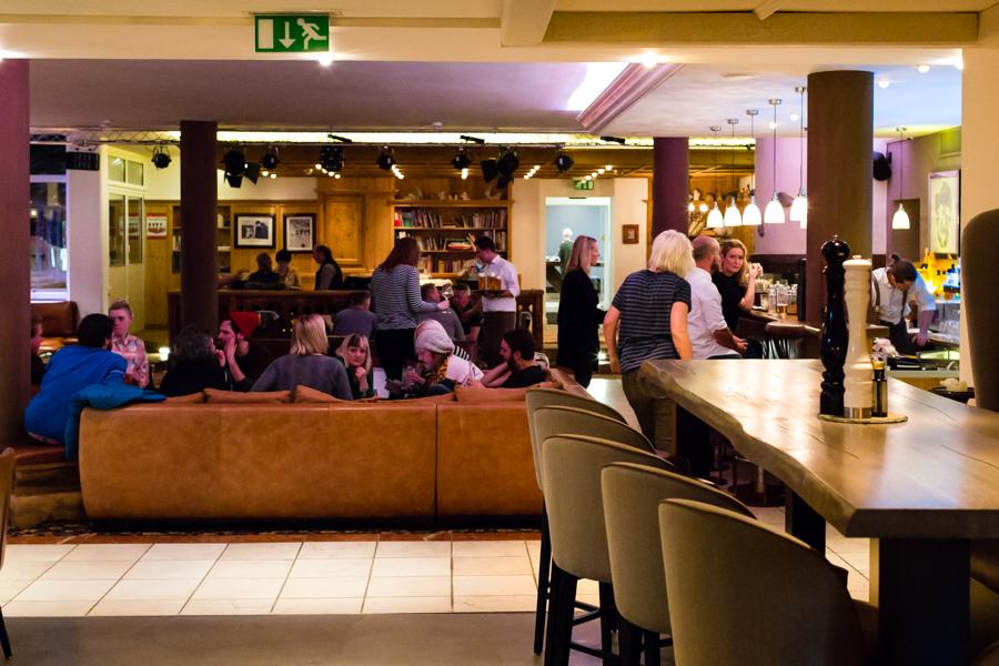 På Hotel Marietta i Obertauern ligger den populære steakrestaurant Grill800, der serverer Obertauerns bedste bøffer.
