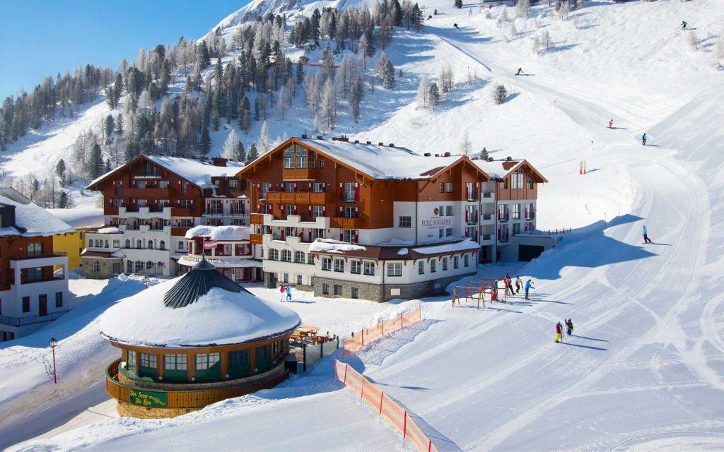 Obertauern Hotel Schneider