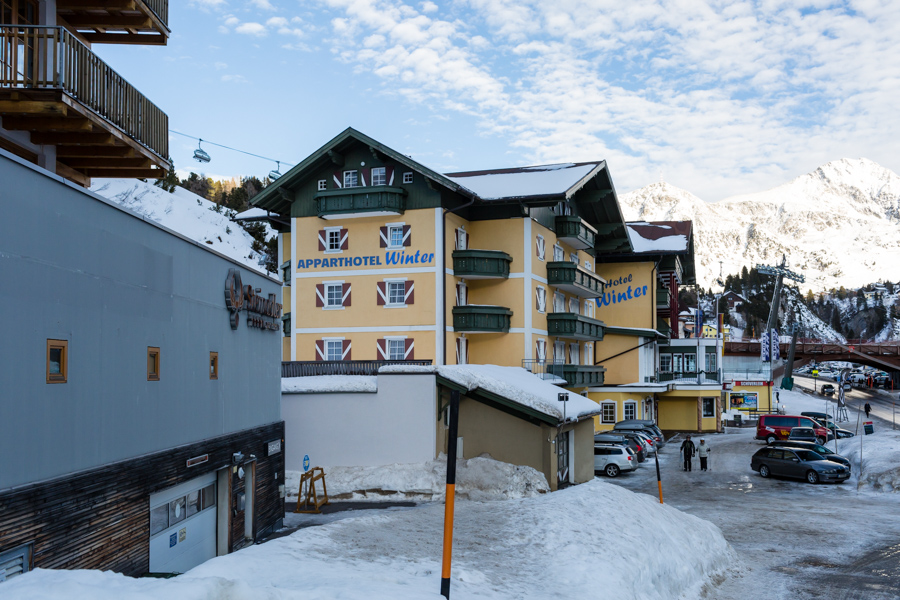 Apparthotel Winter er en del af det populære 3-stjernede Hotel Winter i Obertauern.