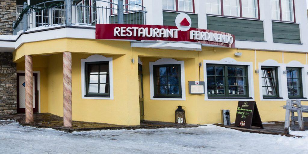 Obertauern Restaurant Ferdinando