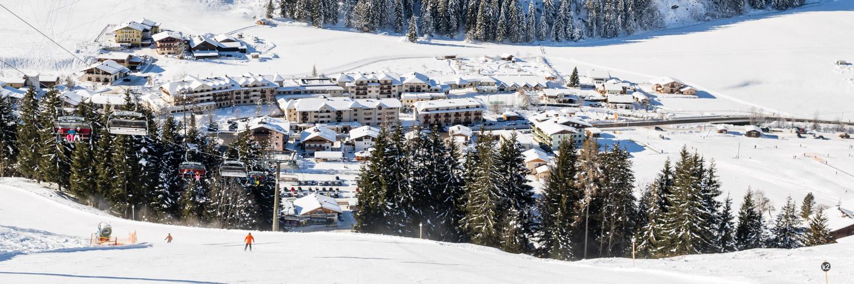 Panorama Kleinarl