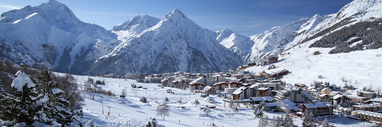 Panorama Les 2 Alpes