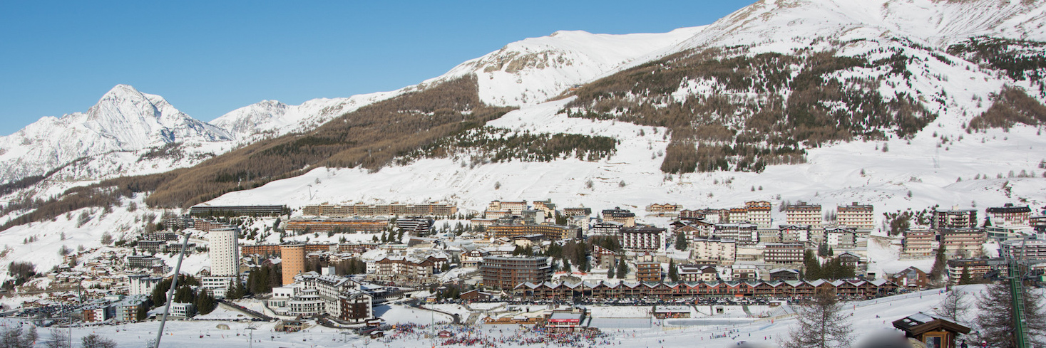 Panorama Sestriere