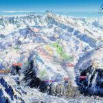 Pistekort Alpe d'Huez