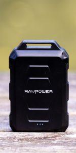 RAVPower Rugged Powerbank RP-PB044 (10.050 mAh)