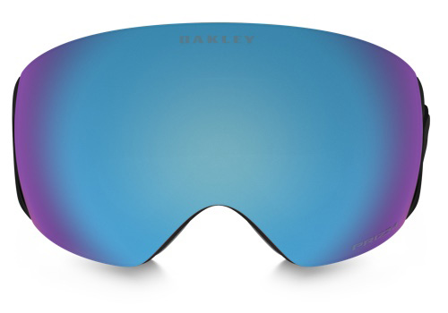 Oakley PRIZM Sapphire Iridium linse