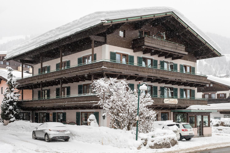 Saalbach-Hinterglemm Hotel Pension Norika