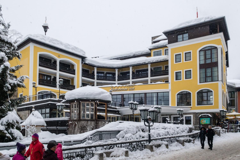 Saalbach-Hinterglemm Hotel Saalbacher Hof