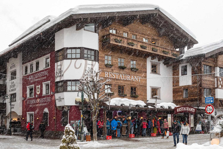 Saalbach-Hinterglemm Hotel Zur Dorfschmeide