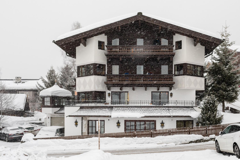 Saalbach-Hinterglemm Lejlighed Haus Wittenius