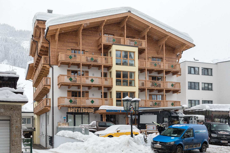 Saalbach-Hinterglemm Lejlighed Residence Kristall