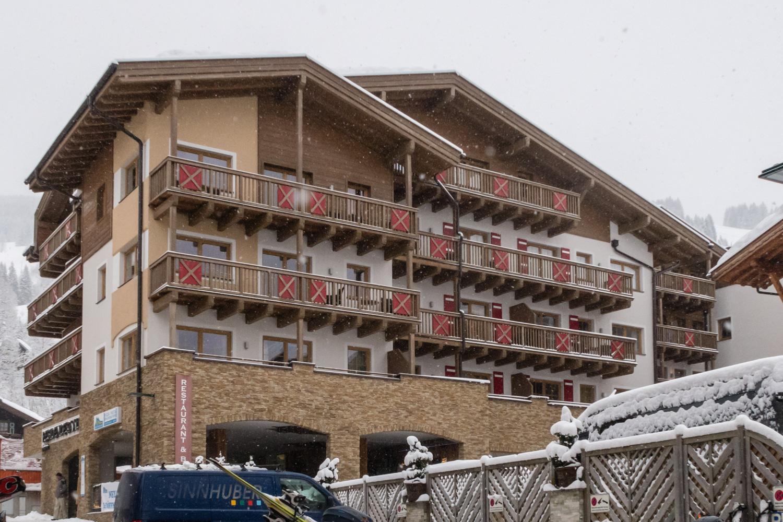 Saalbach-Hinterglemm Lejlighed Residence Saalbach
