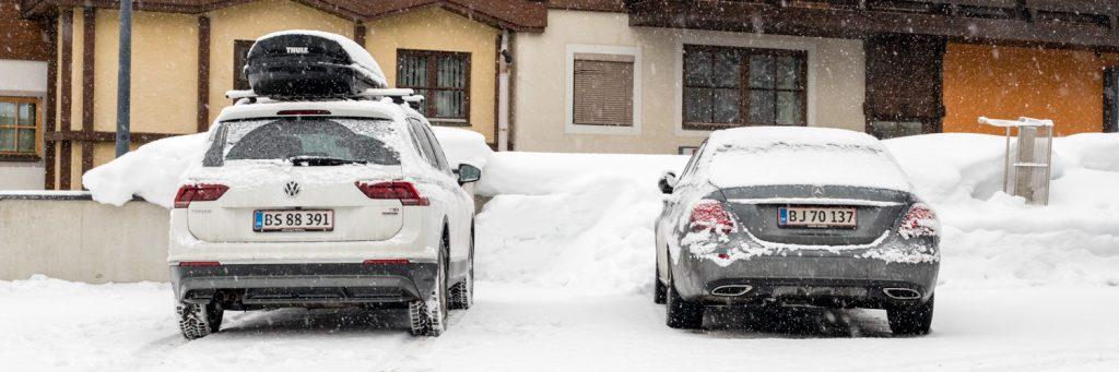 Saalbach-Hinterglemm Parkering
