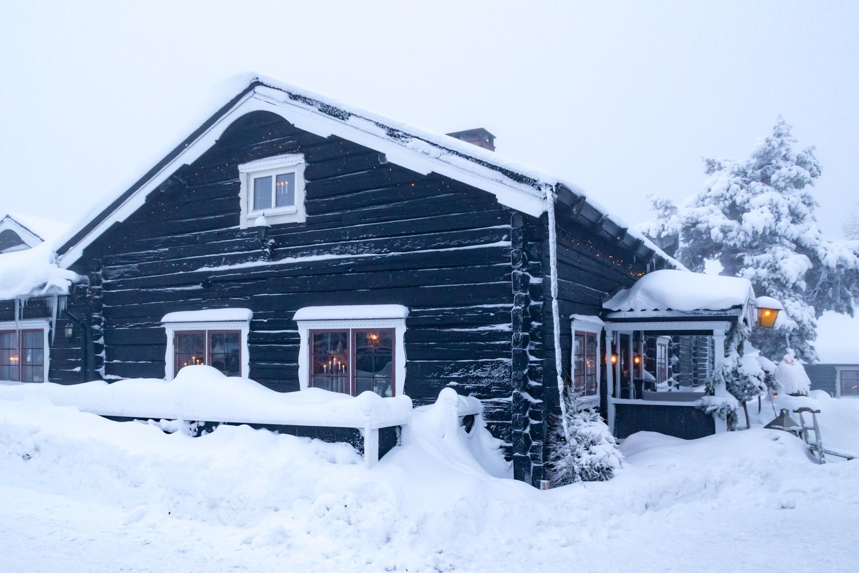 Salen Högfjället Hotell Gammelgaarden