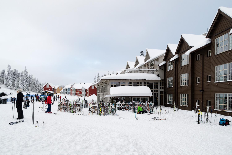Sälen Lejlighed SkiStar Lodge Experium Lindvallen