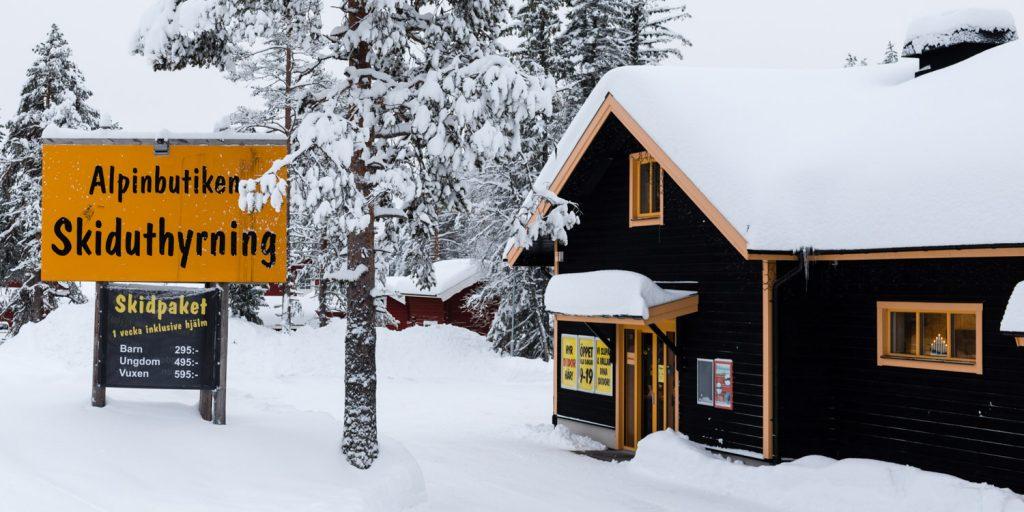 Sälen Skiudlejning