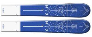 Salomon N NFX ski til børn