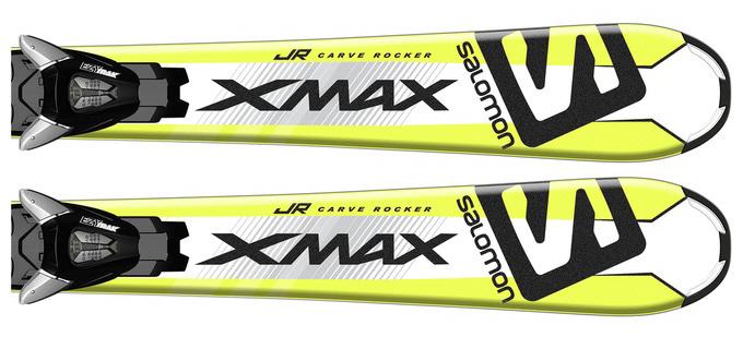 Salomon X-MAX Jr ski