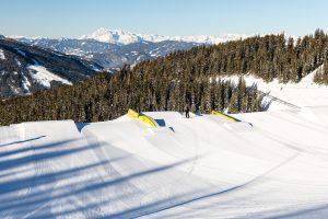 Snowpark i Schladming