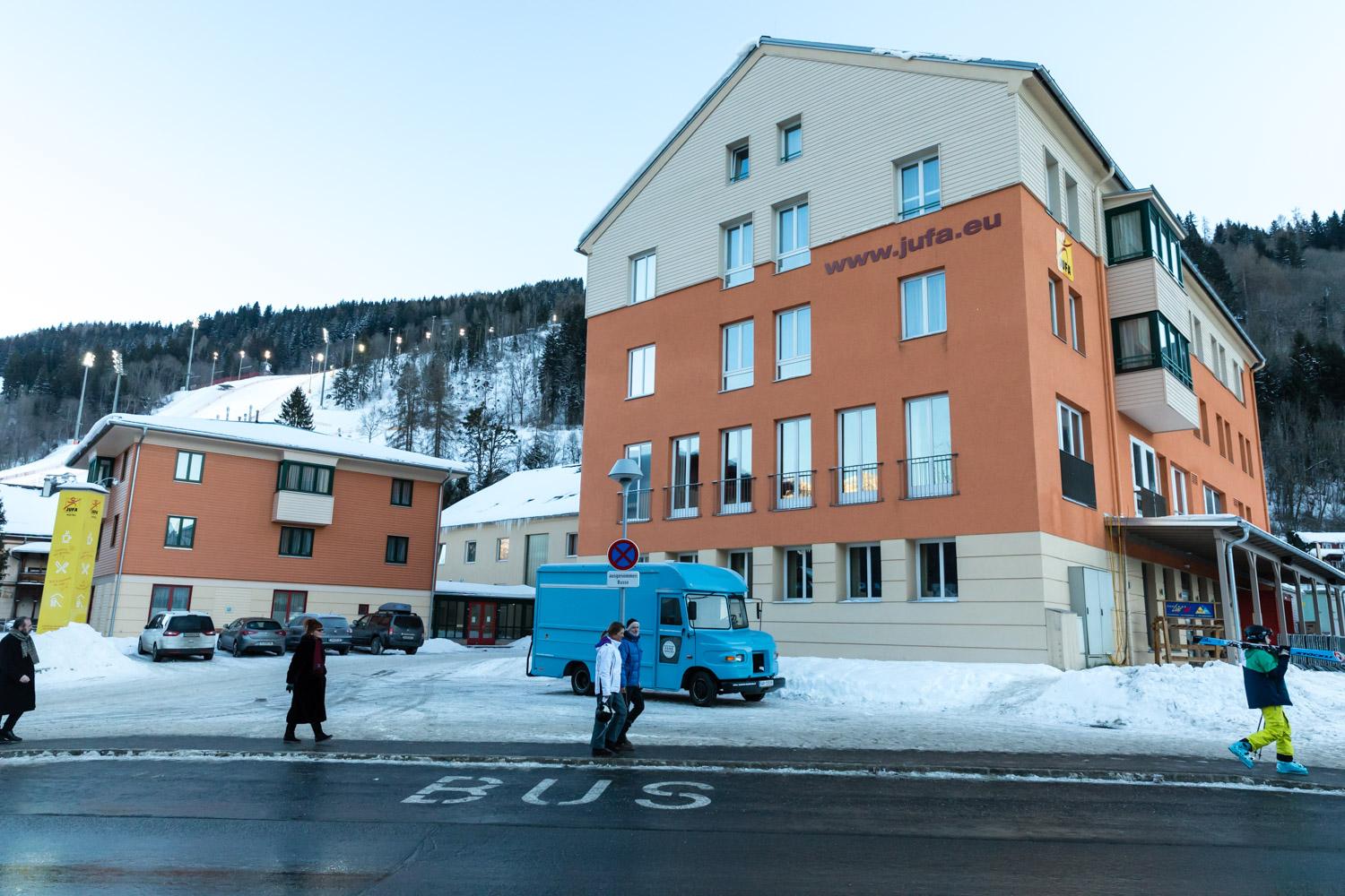 Schladming Hotel JUFA Hotel Schladming