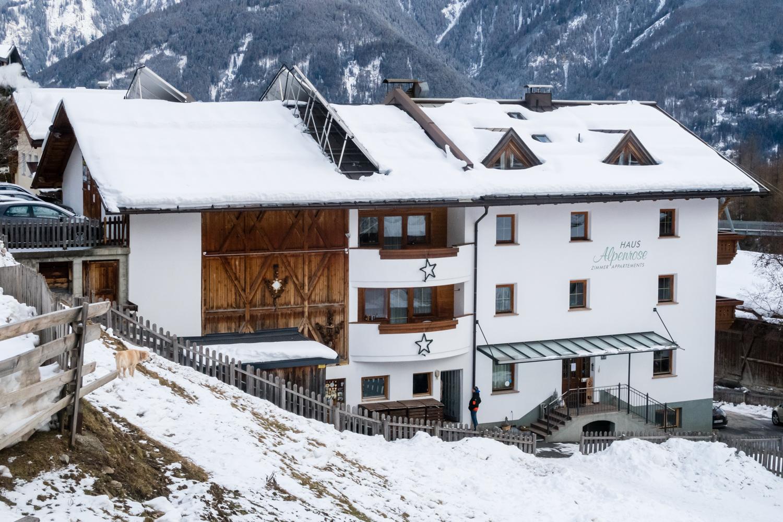 Serfaus Fiss Ladis Hotel Haus Alpenrose