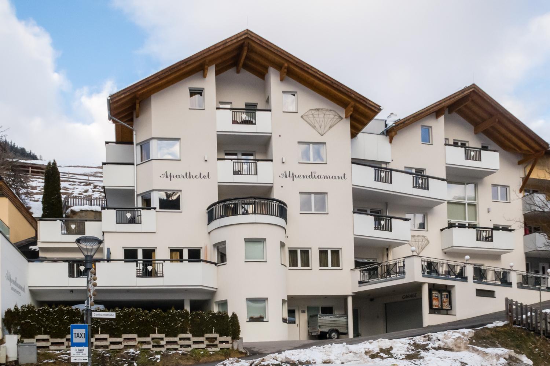 Serfaus Fiss Ladis Lejlighed Aparthotel Alpendiamant