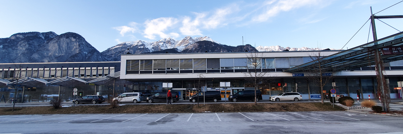 Serfaus-Fiss-Ladis Nærmeste lufthavn