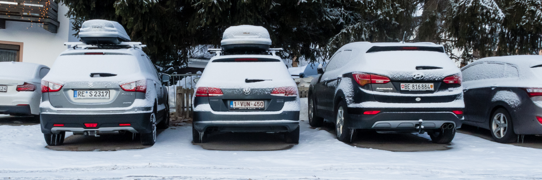 Serfaus Fiss Ladis Parkering