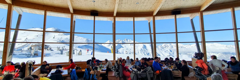 Serfaus-Fiss-Ladis Restaurant Bergdiamant