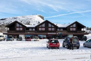 Skiudlejning ved Skitorget