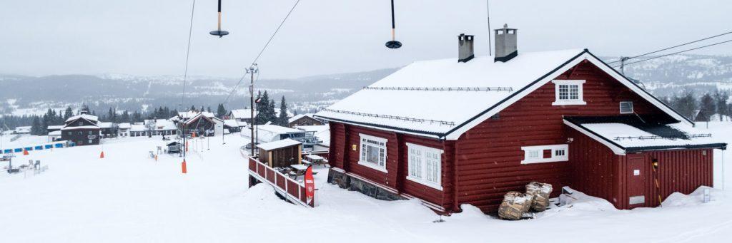Skeikampen Nystua Hytte