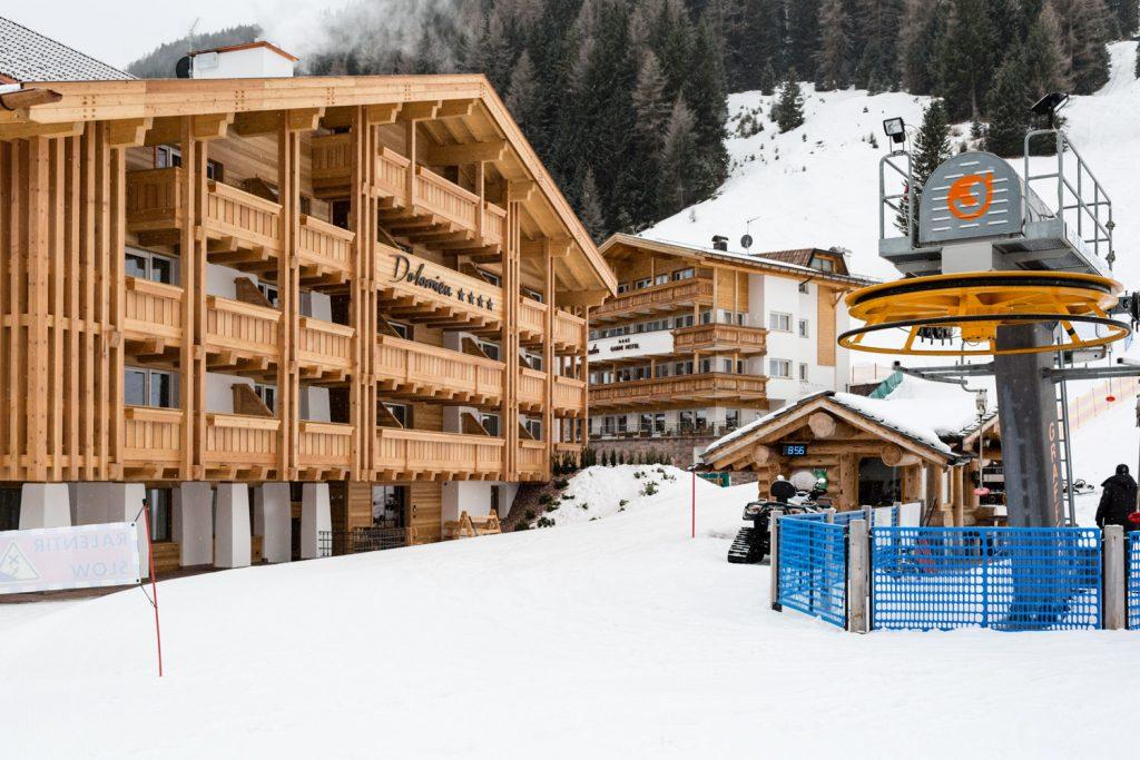 """39 forslag til skiferie med """"ski-in""""/""""ski-out"""""""