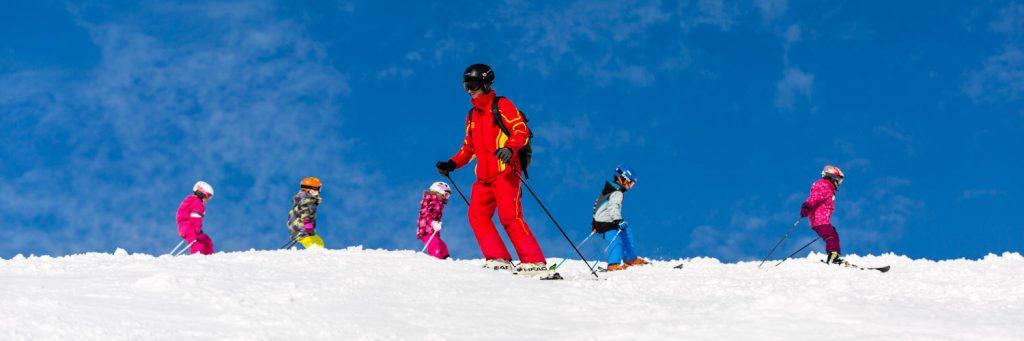 Skiskole for børn