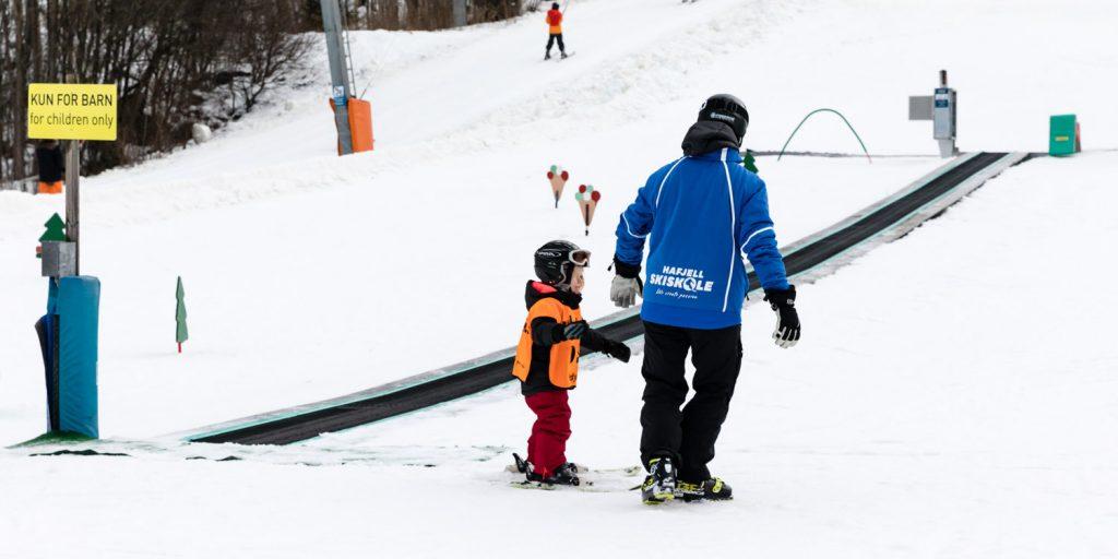 Skiskole Hafjell