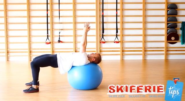 Skitræning – 7 effektive træningsøvelser til skiferie