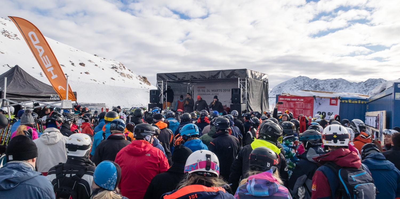 SnowCamp Skisnak