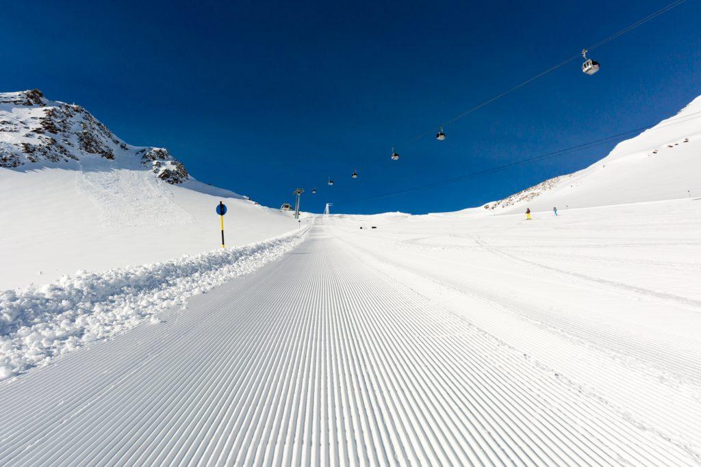Skiområder i Østrig