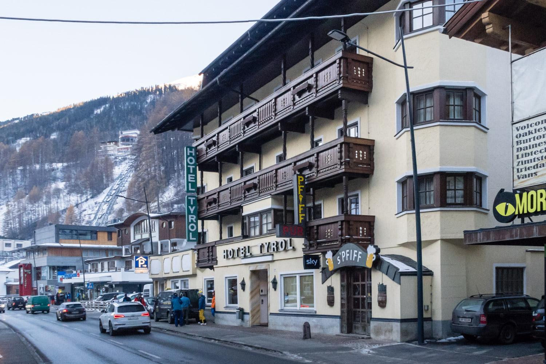 Sölden Hotel Tyrol