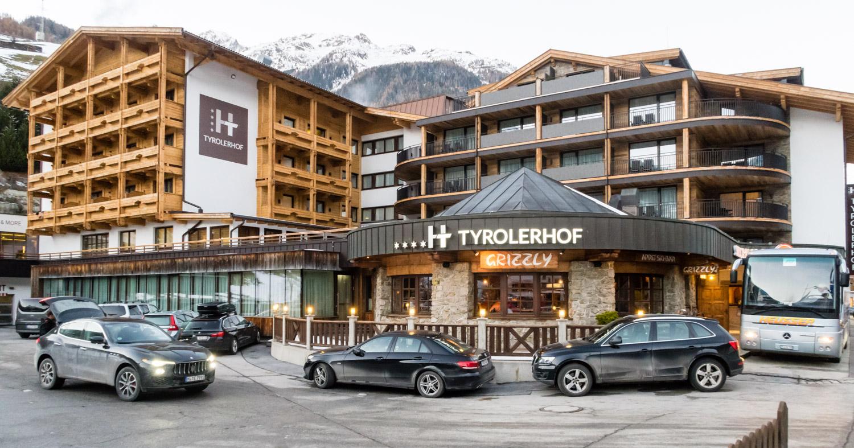 Sölden Hotel Tyrolerhof