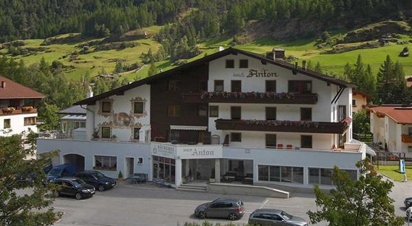 Sölden Lejlighed Haus Anton