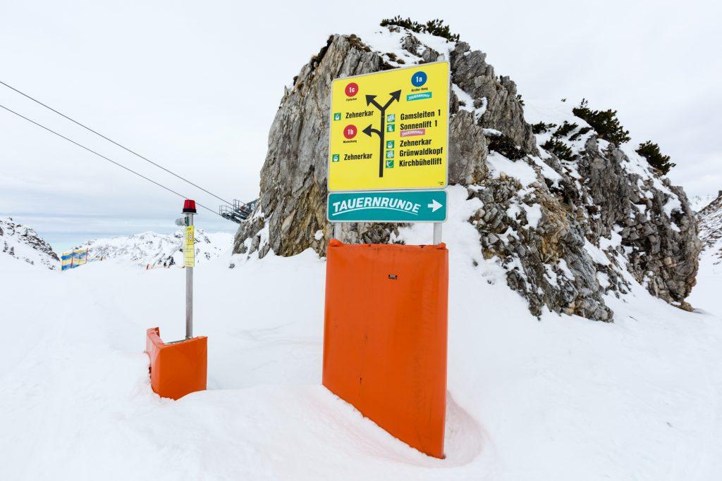 Pister i Obertauern