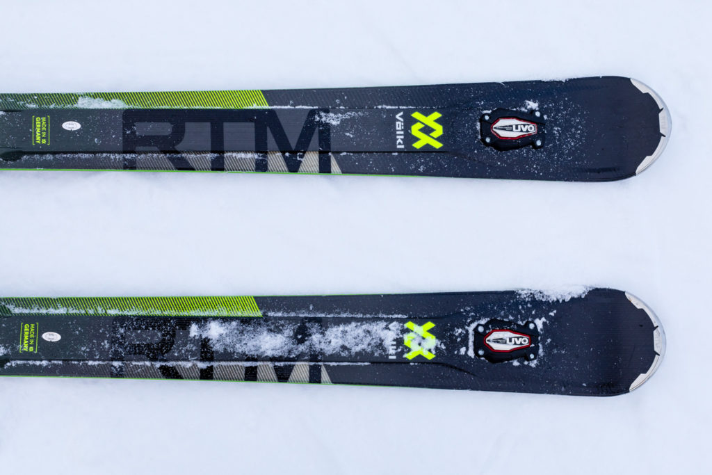 Test af Völkl RTM 84 all-mountain ski
