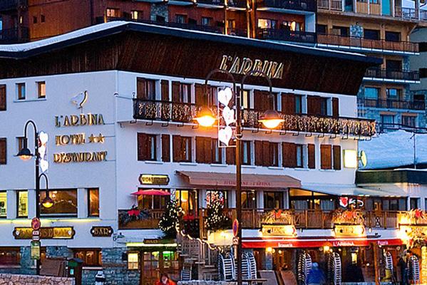 Tignes Hotel L Arbina