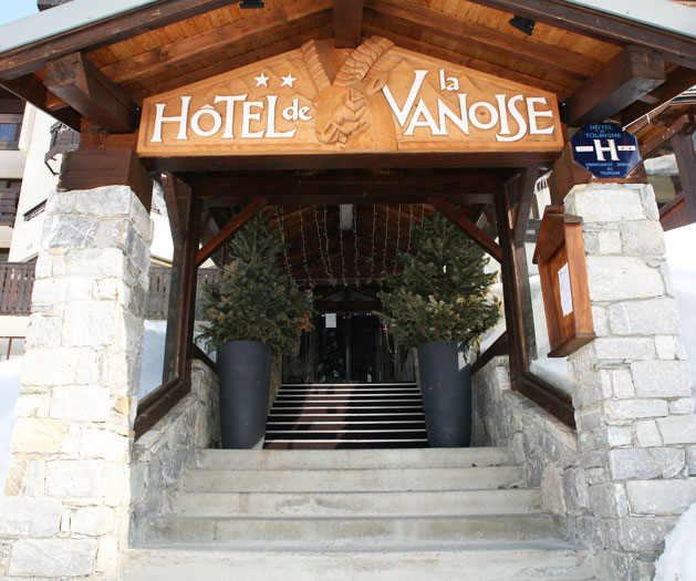 Tignes Hotel de la Vanoise