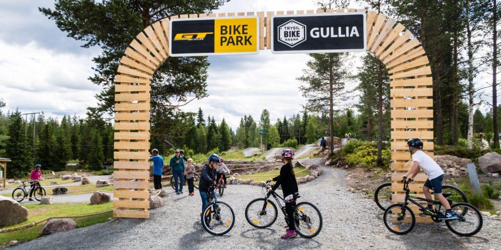 Trysil Bike Arena Gullia